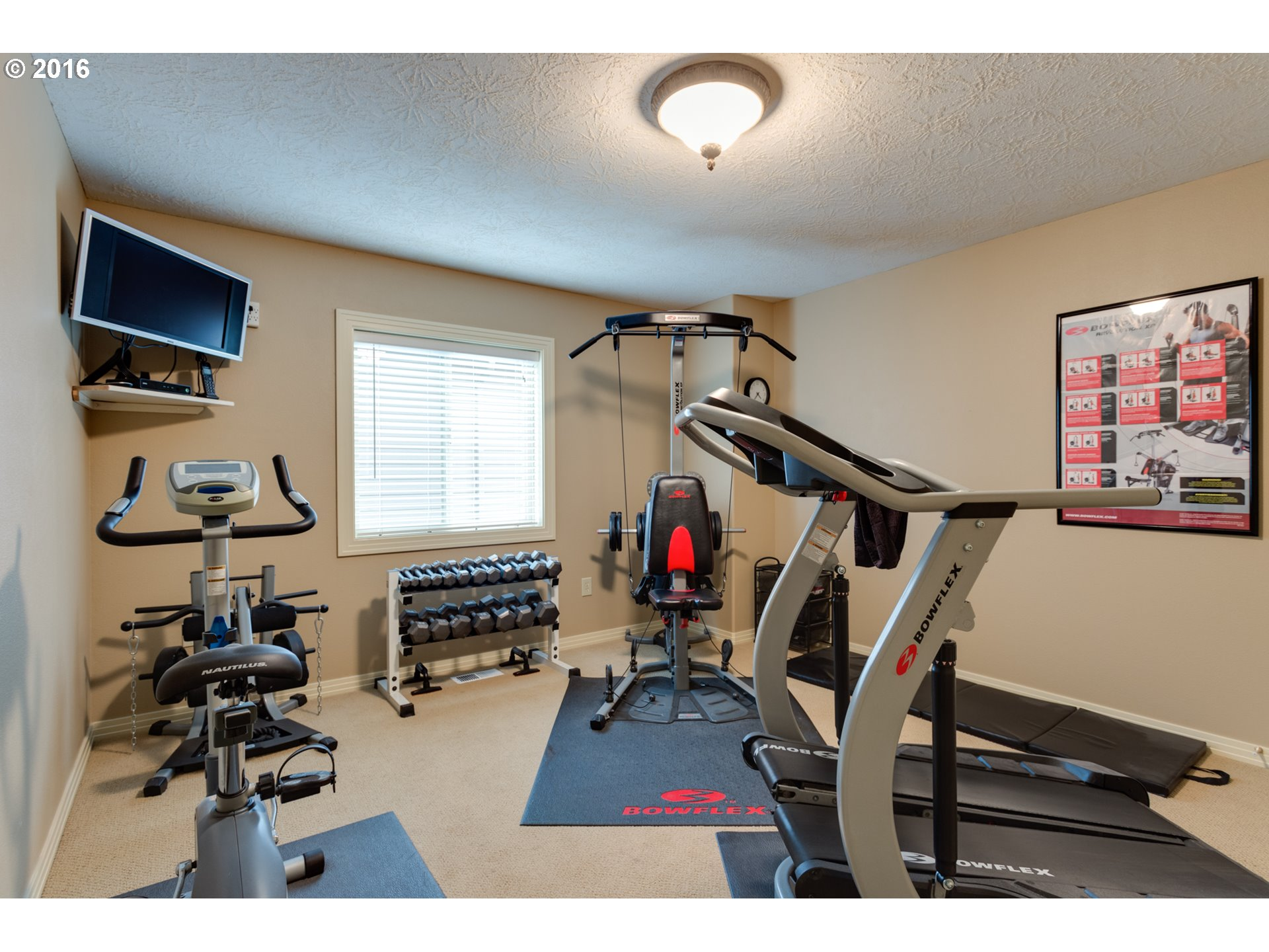 EXERCISE ROOM MATT MORRIS 360-773-7333