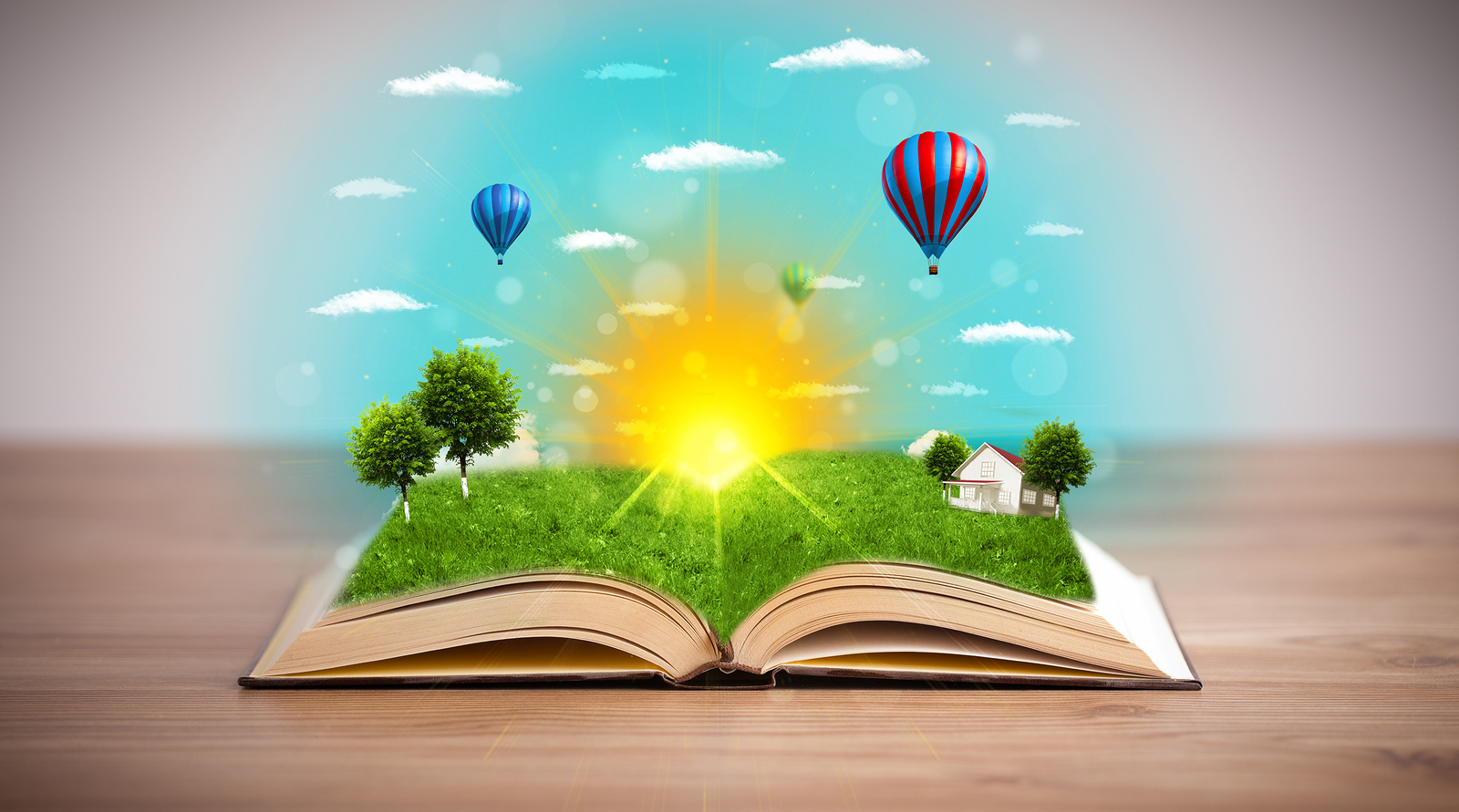 bigstock-Open-book-with-green-nature-wo-50952119